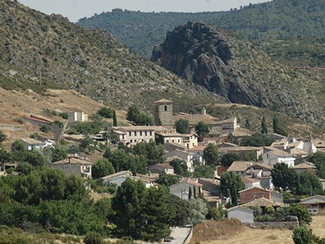 Villa de Durón, pueblo a 100 km de Madrid