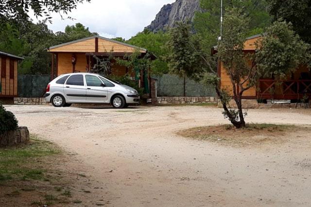 Camping Pico de la Miel Madrid