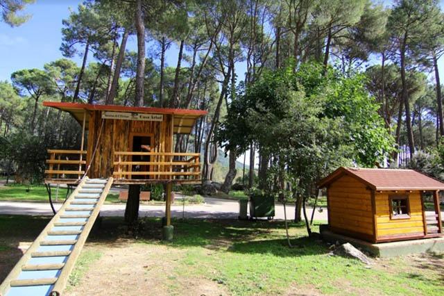 Ciudad de Vacaciones Paraíso del Tiétar cerca de Madrid