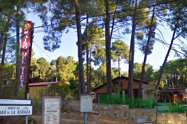 campings Ciudad de Vacaciones Paraíso del Tiétar, Ávila, cercano a Madrid