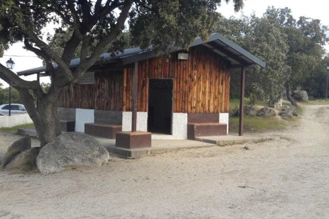cabaña Monte Holiday